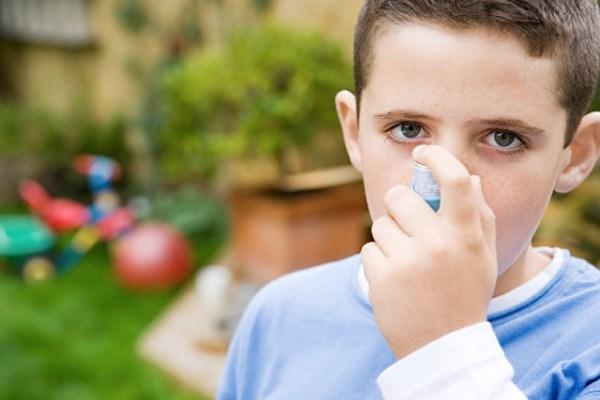 Asma infantile, è allarme smog